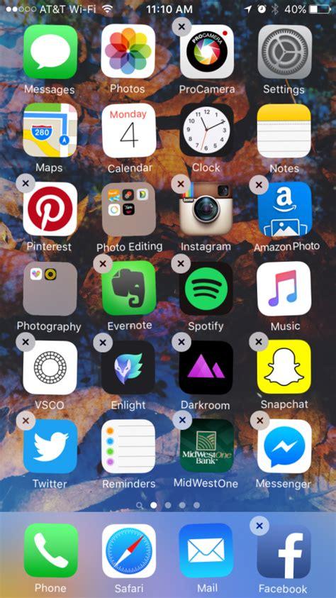 iphone menu how to organize your iphone dock iphonelife