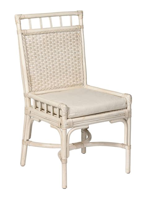 cottage furniture cottage wicker rattan desk chair cottage home 174