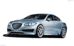 Jaguar Xf 2008 Arden Jaguar Xf Aj 21 Widescreen Car Picture 01 Of