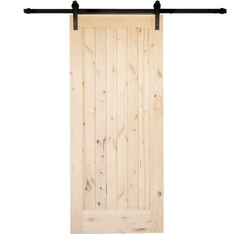 krosswood doors 36 in x 84 in krosswood rustic 1 panel