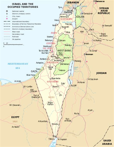 map of isreal discovering israel part 1 geography raise up israel