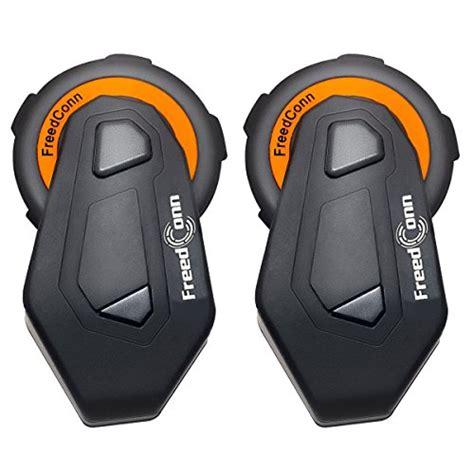 Motorrad Bluetooth Headset Vergleich by Freedconn Angebote Finden Und Preise Vergleichen