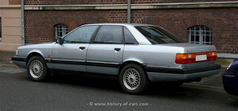 Audi 200 Quattro 20v by Audi 1989 200 Quattro 20v The History Of Cars Exotic