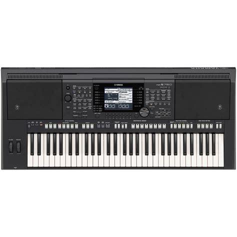 Keyboard Yamaha Nuansa Musik yamaha psr s750 171 keyboard