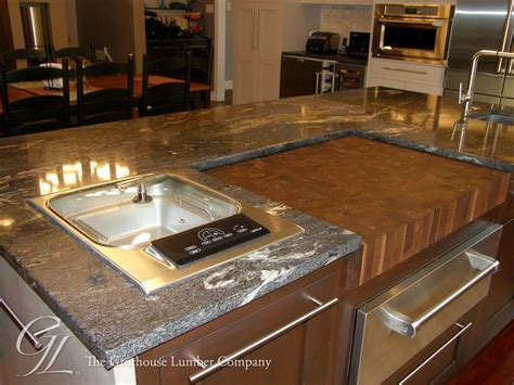 Chopping Block Countertops by Walnut Butcher Block Countertop In West Chester Pennsylvania