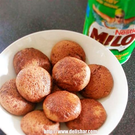Cookies Milo Coklat 126 best images about kuih raya on amos cookies and cheese
