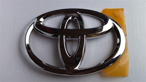 Emblem Toyota Avanza by Jual Emblem Logo Depan Belakang Agya Logo Belakang All