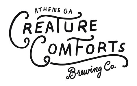 creature comforts definition creature comforts brewing logo png