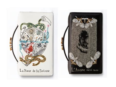 Dior Gift Card - splurge the dior tarot card clutch lets you choose your destiny lifestyleasia kuala