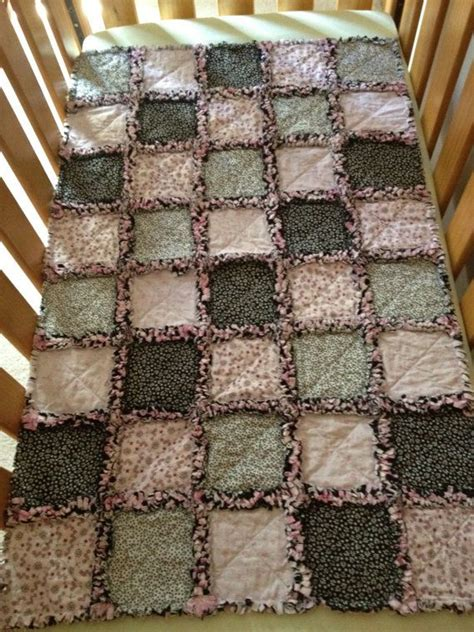 Baby Rag Quilt For Sale by Baby Rag Quilt