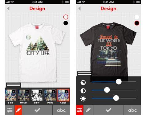 aplikasi desain kaos online gratis ingin miliki kaos dengan desain buatan sendiri snaptee