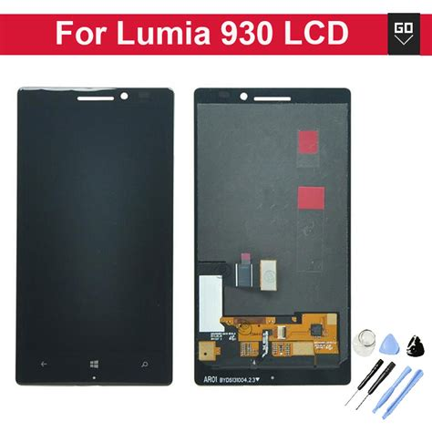 new lcd display screen for nokia lumia 930 lcd with touch