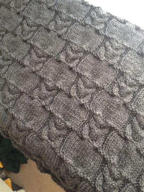 owl blanket knitting pattern owl knitting patterns in the loop knitting