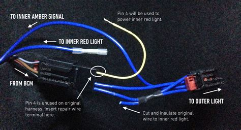 audi a3 rear lights wiring diagram wiring diagram with