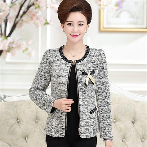 fashion tips for mid age plus size spring autumn new fashion 5xl plus size middle aged women
