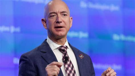 Amazon Boss | amazon boss bezos becomes world s third richest bbc news