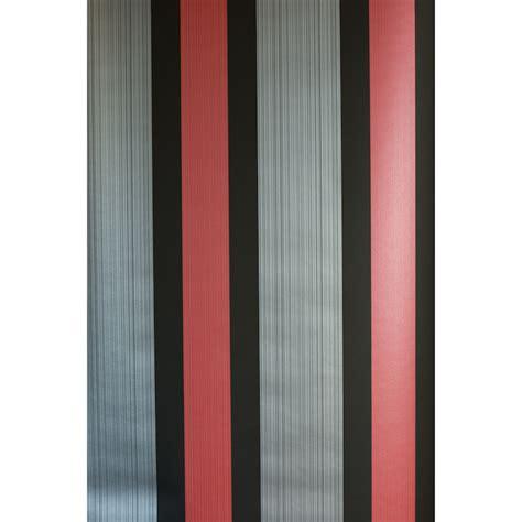 grey wallpaper b m b m fine decor sunflower red stripe wallpaper 312322 b m