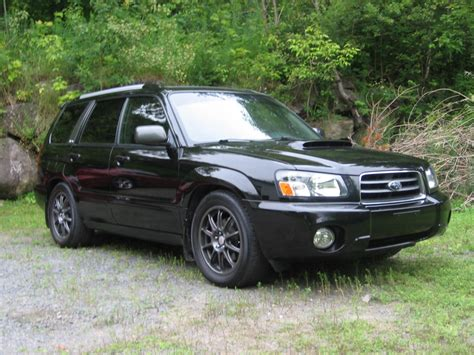 2004 subaru forester redbullgt 2004 subaru forester specs photos modification
