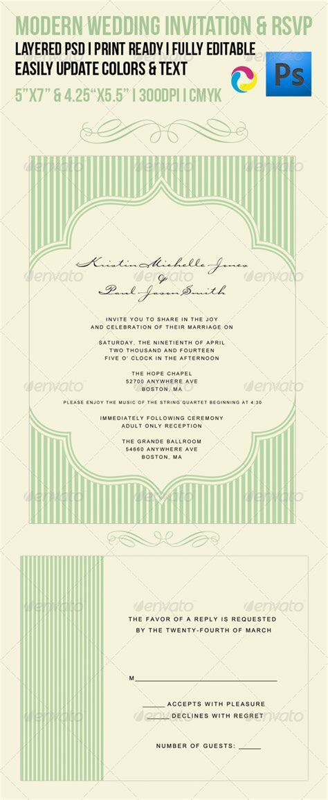graphicriver modern wedding invitation cards template vector backgrounds for wedding invitation cards 187 tinkytyler