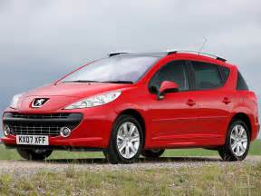 Peugeot 207 Sw 2007 Peugeot 207 Sw Pictures Information And Specs Auto Database