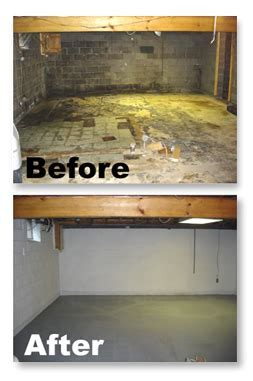 Basement Waterproofing, Mold Removal & Crawl Space Services