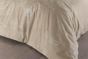 linge de lit zelie beige flanelle de tradilinge