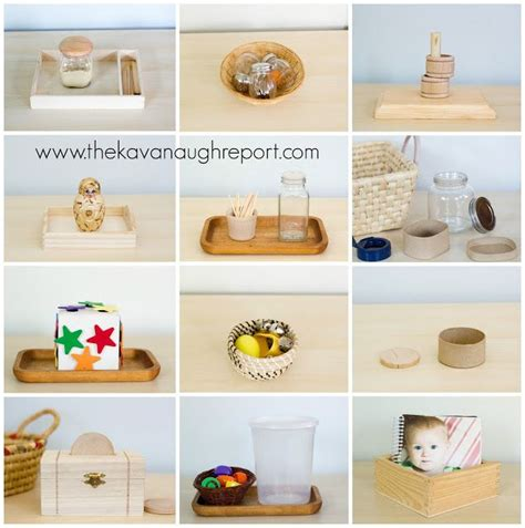 montessori baby montessori and baby toddler on pinterest montessori work from 12 to 14 months jars toddlers and