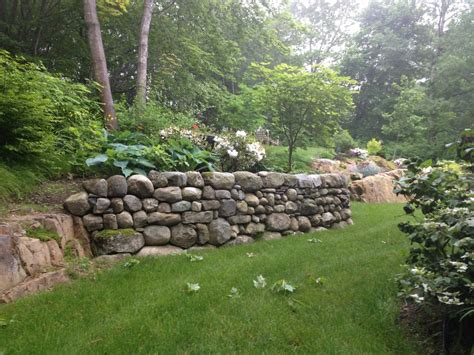 What is Dry Stone Walling? ? Maine Stonework