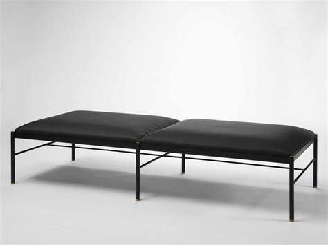 rest bench rest upholstered bench by ex t design norm architects