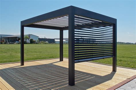 Pergola Pas Cher 466 by Open Marquises