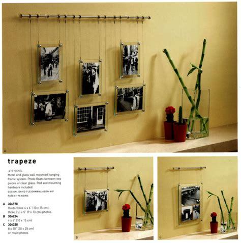 hanging photo display hanging displays