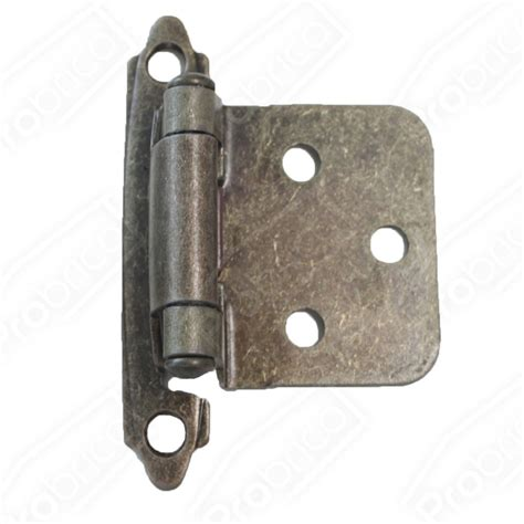 Self Closing Cabinet Door Hinges Antique Bronze Vintage Kitchen Cabinet Cupboard Door