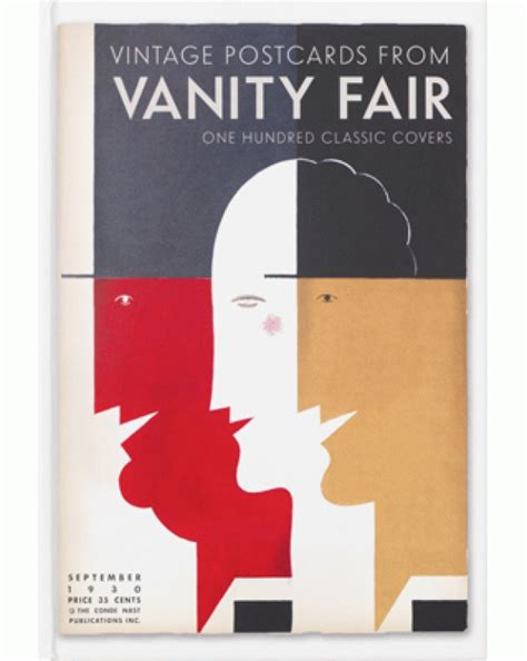 Vanity Fair Gift Card - vintage postcards from vanity fair 100 classic covers pallant bookshop
