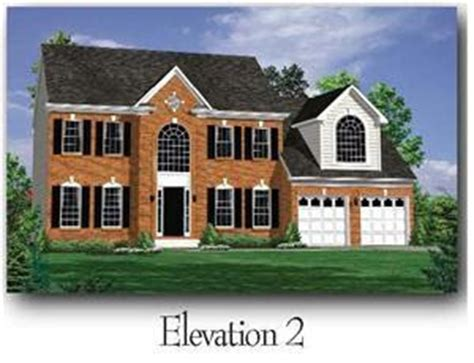caruso homes maryland custom new home builder palisades