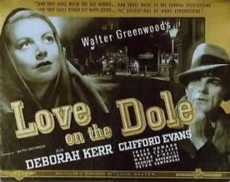 film love on the dole love on the dole altrincham film club