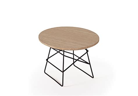 Grid Table by Grid Table Small With Oak Top
