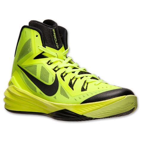 volt nike basketball shoes s nike hyperdunk 2014 basketball shoes volt black sale