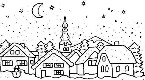 pueblo de casitas mandalas infantiles para colorear para dibujos para colorear maestra de infantil y primaria