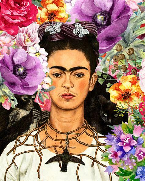 frida kahlo i paint 0500301239 frida kahlo print frida kahlo frida kahlo poster frida kahlo art celebrity art woman print