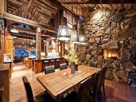 interior design trends 2017 rustic kitchen decor house dining room ideas rustic dining room