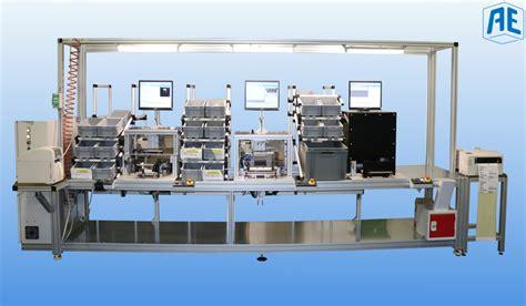 banchi di collaudo banchi di collaudo elettromeccanici ae apparecchiature