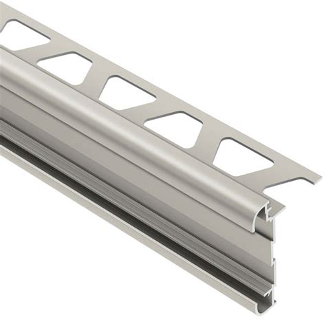 Trim Your L by Shop Schluter Systems Rondec Ct 0 375 In W X 98 5 In L