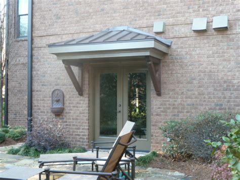 Exterior Door Overhang Designs Door Overhang
