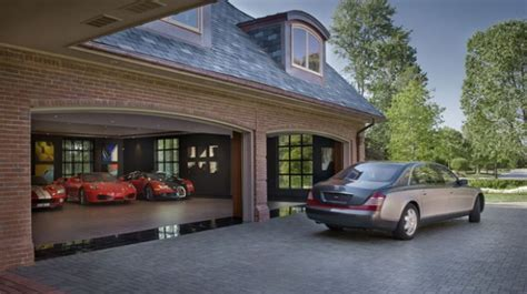 Dream Home Plans Luxury by World S Most Beautiful Garages Amp Exotics Insane Garage