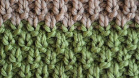 knit moss stitch how to knit the moss knit stitch pattern studio knit