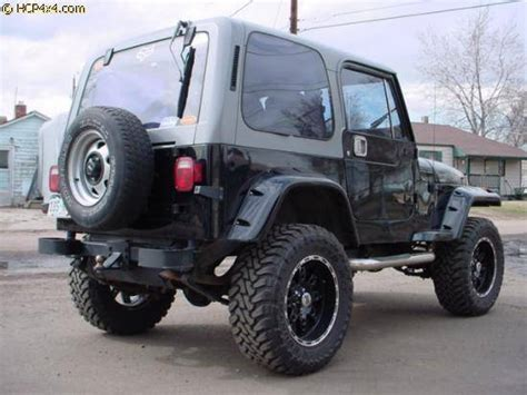 1994 Jeep Wrangler Fenders Photo Gallery 1994 Yj 2 Quot Bds Lift