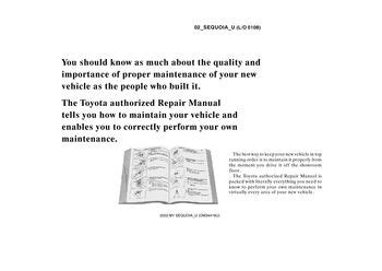 download car manuals pdf free 2011 toyota sequoia auto manual 2002 toyota sequoia repair manual information pdf 2 pages