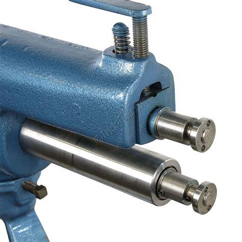 sheet metal bead roller pexto 622 rotary machine bead roller hvac sheet metal