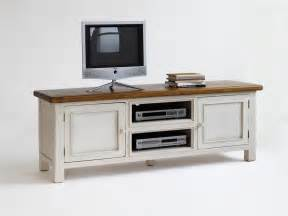 Rustic Oak Sideboard White Wood Furniture