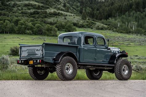 legacy power wagon 4dr conversion dodge power wagon 4dr